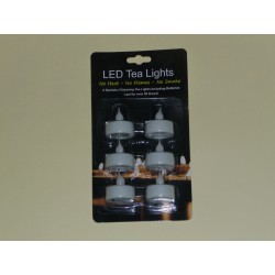 led tea lights, tea lights, flickering tea lights
